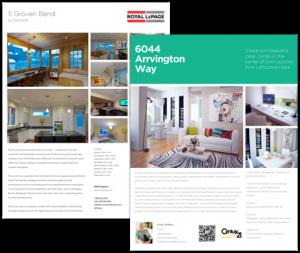 Real Estate Flyer Template Sample 11