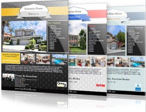 Real Estate Flyer  Template Sample 8