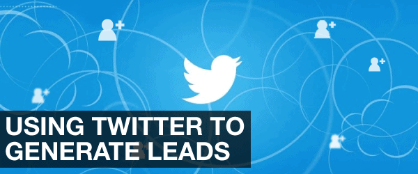 twitter-to-generate-leads