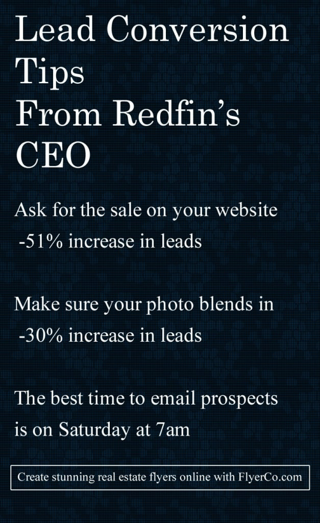 lead generation tips for real estate agents