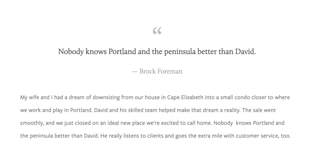 bad real estate testimonial 2