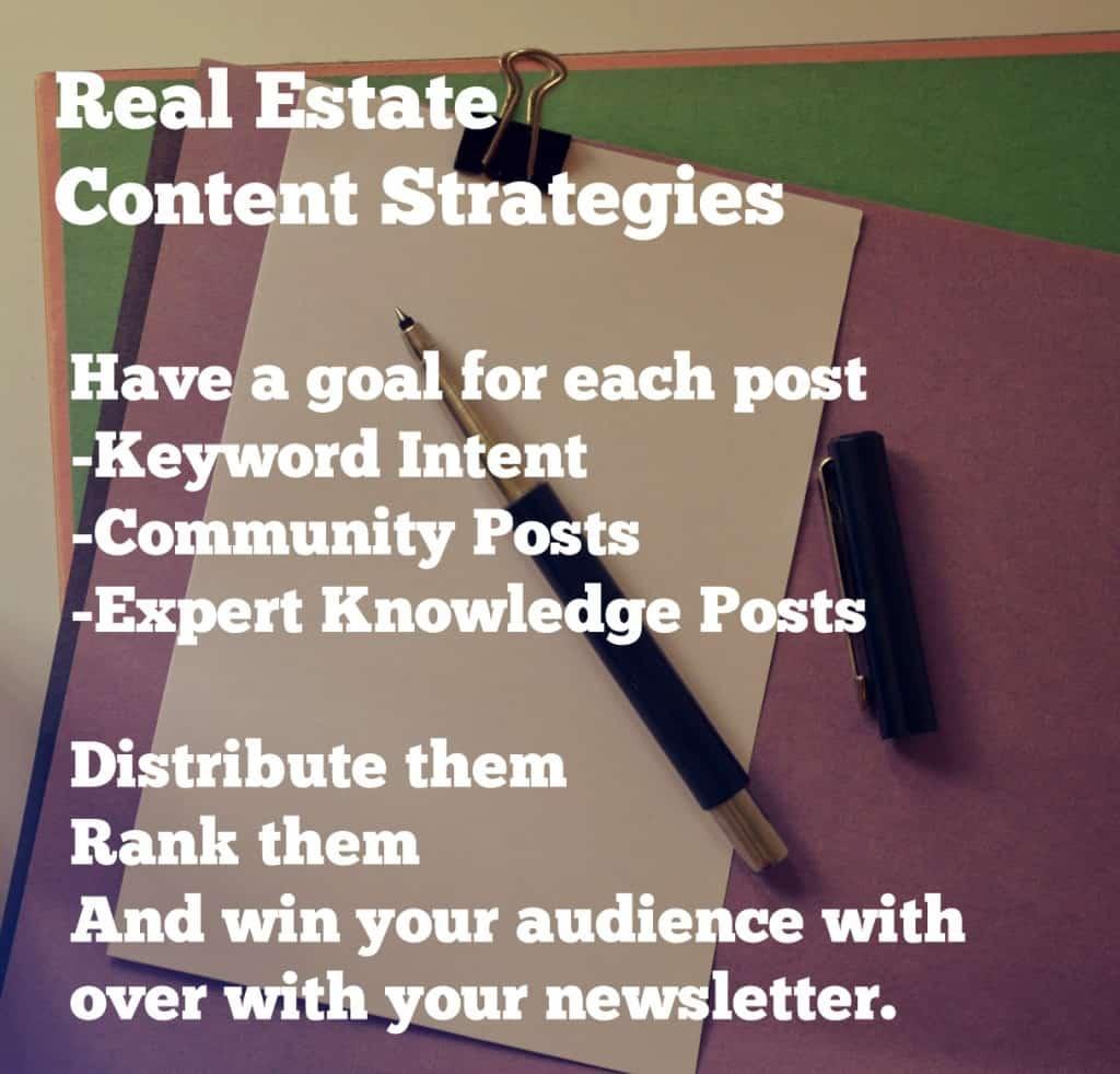 real estate content pinterest