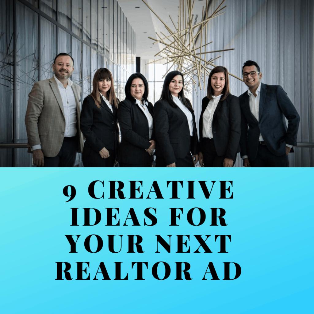 realtor ad