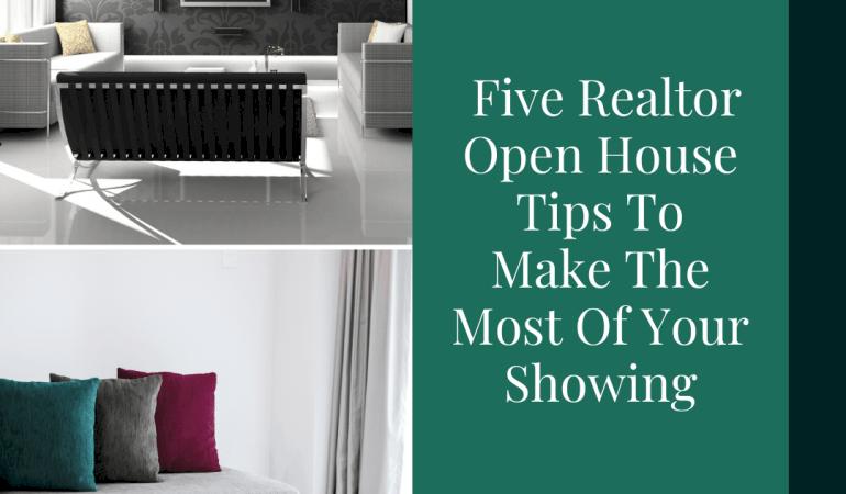 realtor open house