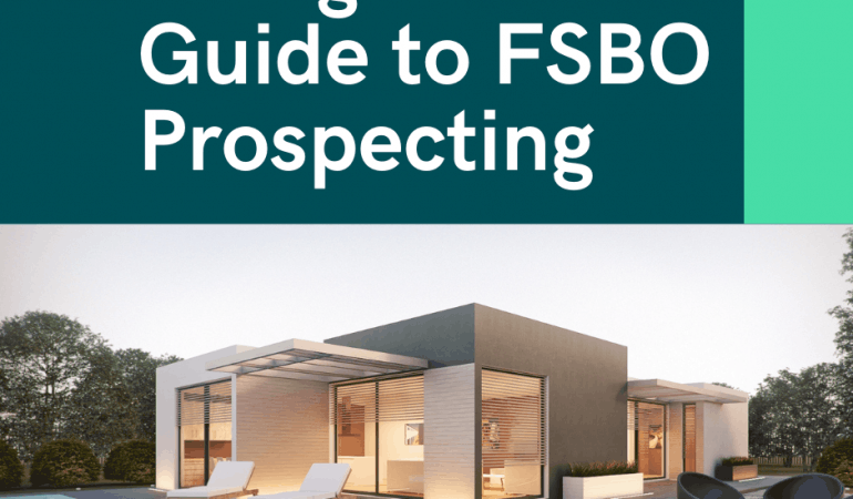 FSBO Prospecting
