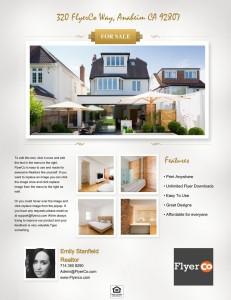 real estate listing flyer 10
