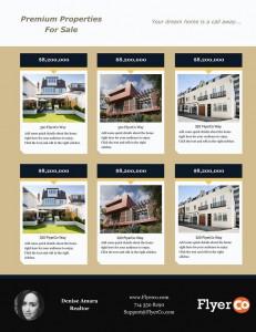 real estate listing flyer 6